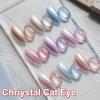 Crystal Cat Eye Gel