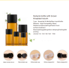 1ml 2ml 3ml 5ml 10ml brown theaded mouth Skin care products glass bottles