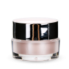 3g 5g 15g 30g 50g lovely designs pink cosmetic cream nail art glue jar thick wall plastic bottle